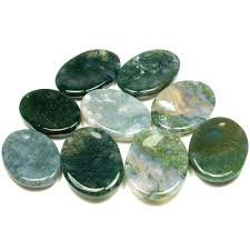 Moss Agate Benefits