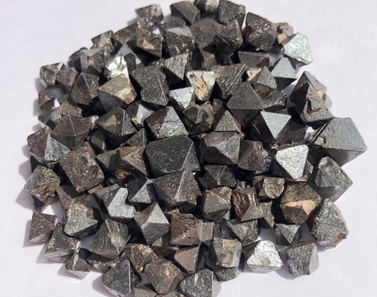 Stone of Manifestation and Balance Lodestone Rough Ore Stone of Attraction