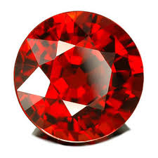facts about red garnet