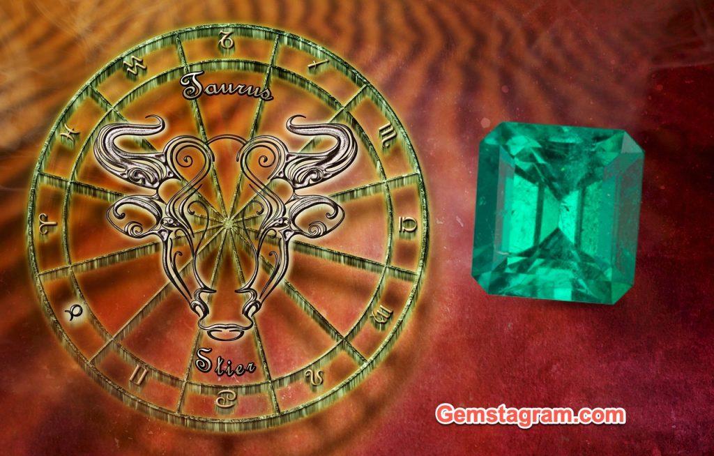 taurus birthstone emerald