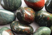 Crystal Combinations for Bloodstone