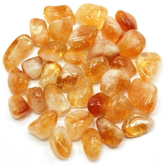 Crystal Combinations for Citrine
