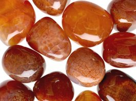 Crystal Combinations for Fire Agate
