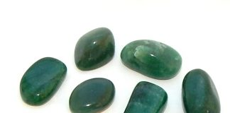 crystal combinations for green aventurine