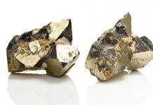 Crystal Combinations for Pyrite