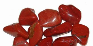 Crystal Combinations for Red Jasper