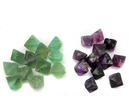 rystal Combinations for Fluorite