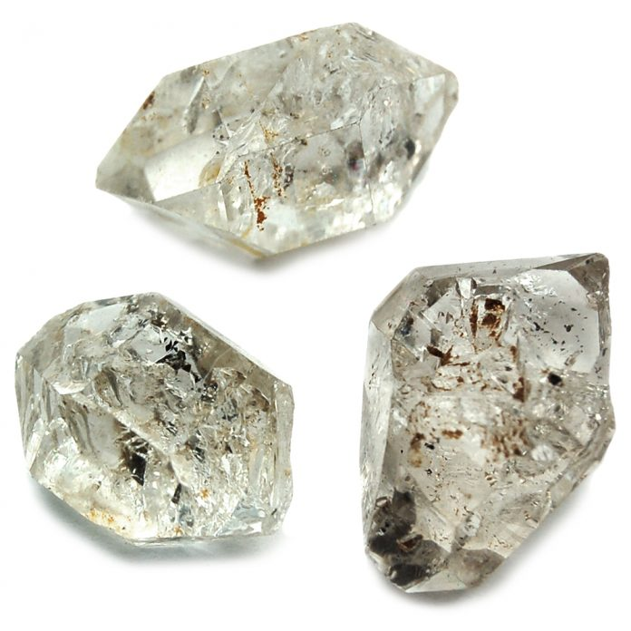 Crystal Combinations For Herkimer Diamond