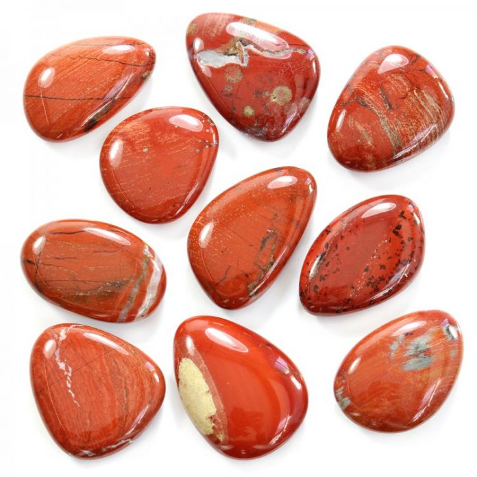 Crystal Combinations for Jasper