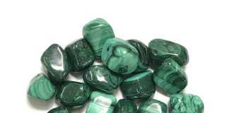 Crystal Combinations for Malachite