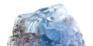 Crystal Combinations for Celestite