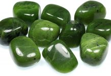 Crystal Combinations for Jade