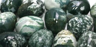 Crystal Combinations for Moss Agate