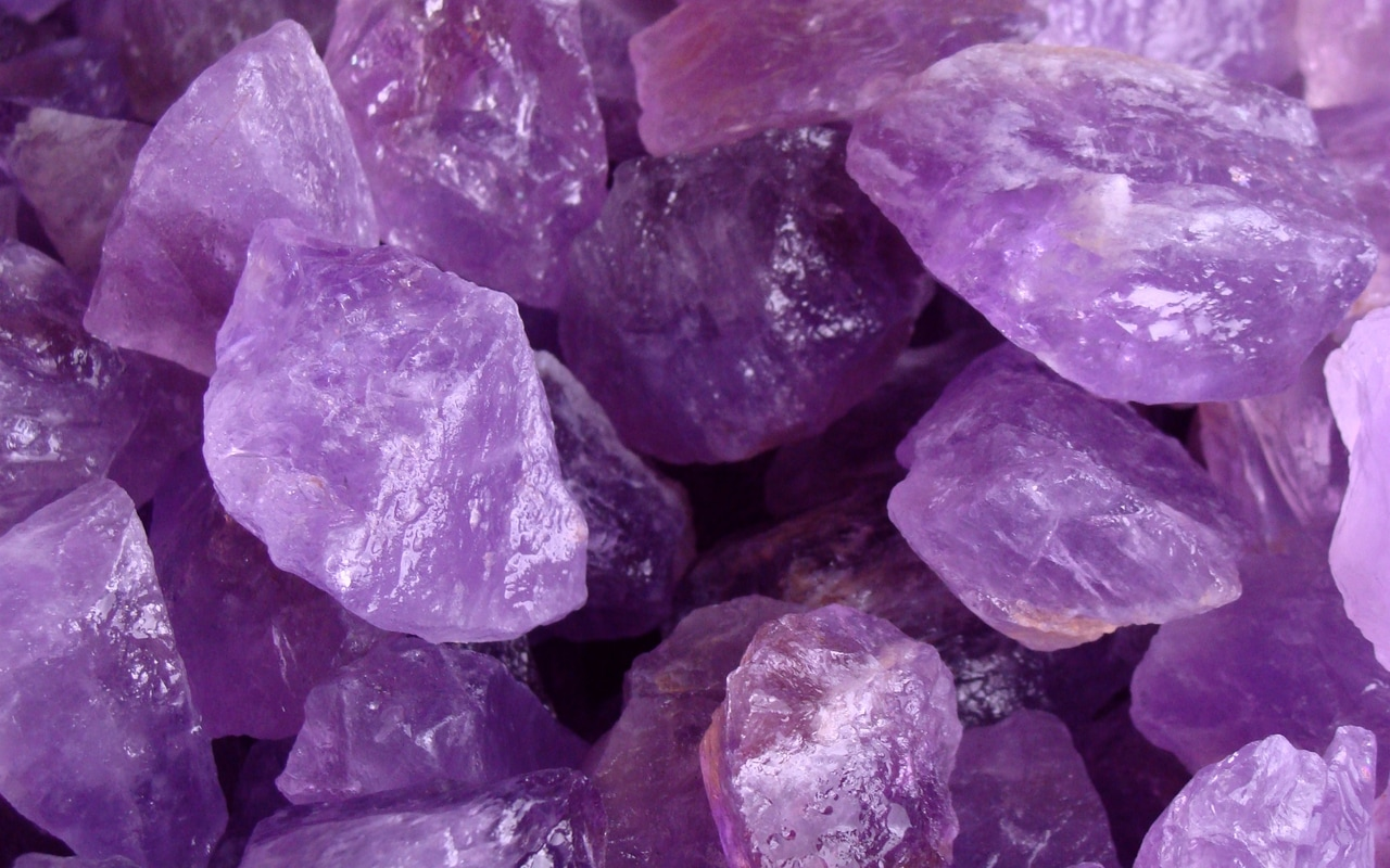 Purple Crystals Stone Meanings Properties Benefits Gemstagram,How To Decorate Your Room With Paper Easy