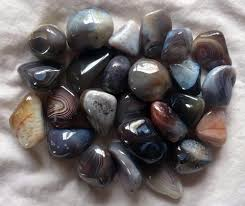 Transformational Power of Banded Agate