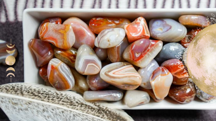 power of banded agate