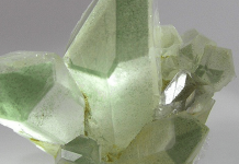 Power of Chlorite Quartz