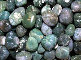 Transformational Power of Moss Agate