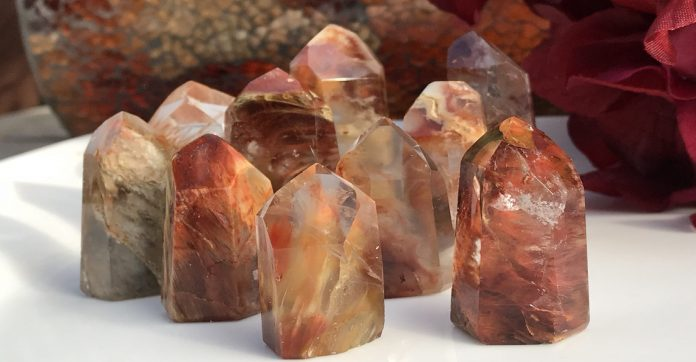 power of amphibole quartz