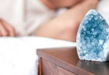 Healing Power of Celestite