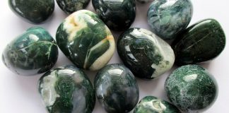 power of moss agate